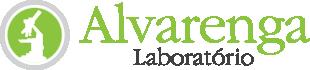 Laboratório Alvarenga Logotipo
