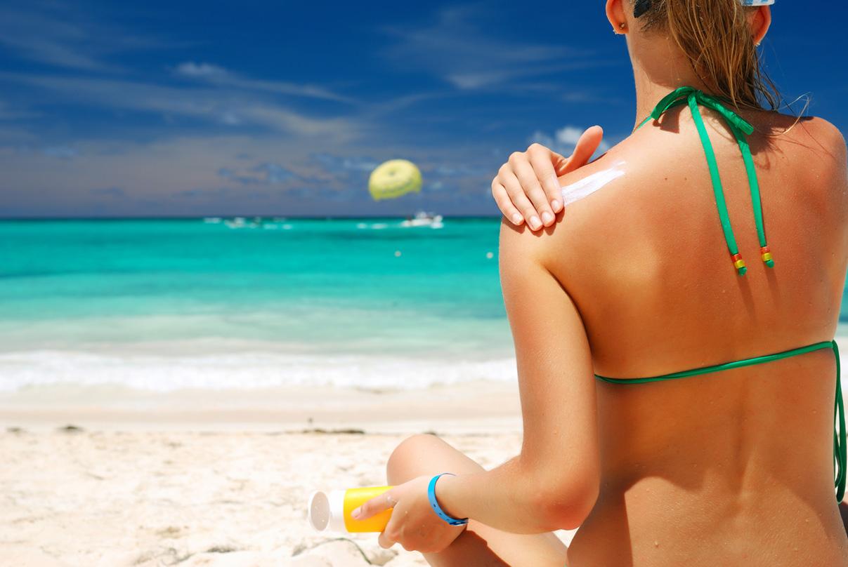Resultado de imagem para Câncer de pele: especialista alerta para os cuidados com a pele